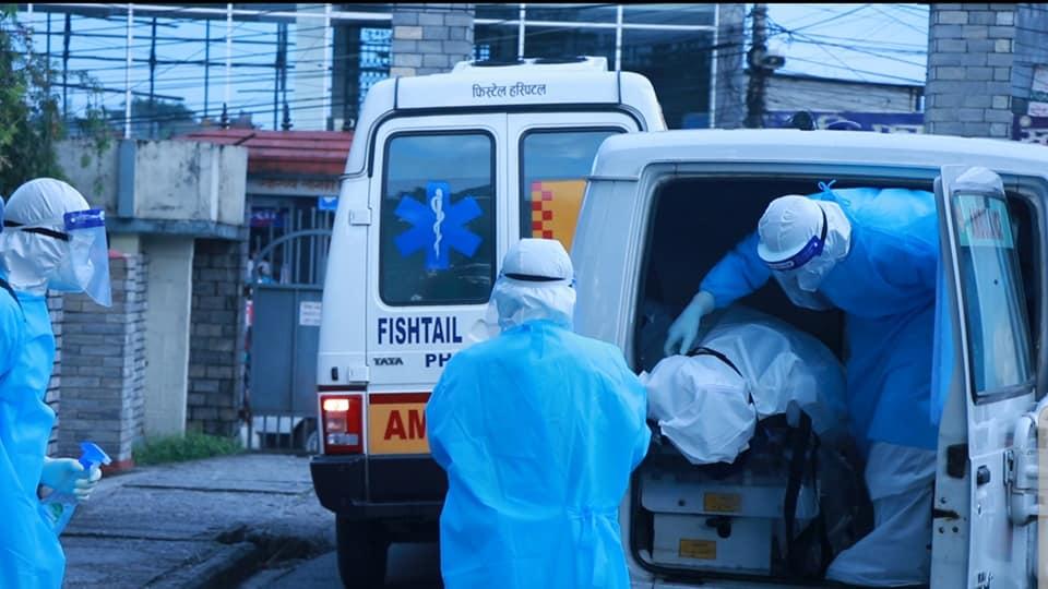 कोरोना भाइरसका कारण थप १ जनाको मृत्यु, मृत्यु हुनेको संख्या २९ पुग्यो